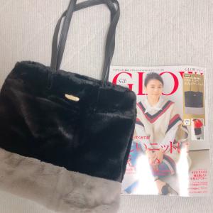 今月のGLOWは絶対買い! 高見え確実なファートートバッグが可愛すぎ♡