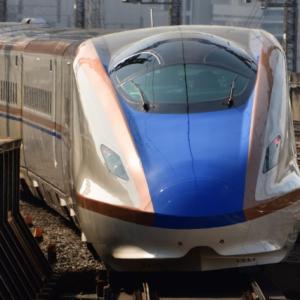 【北陸新幹線最強説】雪に本当に強かった!!最強交通手段の北陸新幹線!