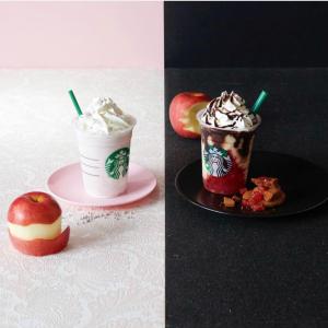 【スタバ新作】ハロウィン限定2つの#なりきりフラペチーノ がおいしすぎる!