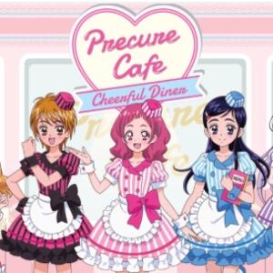 映画公開中!プリキュアの世界に浸れる【プリキュアカフェ】が全国4都市で期間限定オープン!