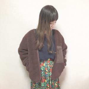 【ユニクロU新作】ゆるっと着れるフリースカーディガンがメンズアイテムなのに女性に大人気!