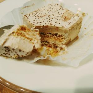 まさかの199円!サイゼリヤのヘーゼルナッツアイスケーキが美味しすぎるとSNSで話題沸騰中!