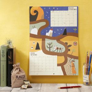 【SNSでも話題!】カルディオリジナルのカレンダー(コーヒーキャンディ付き)が可愛すぎる♡