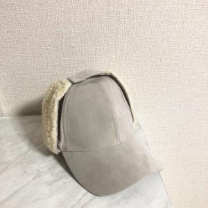 【3COINS】トレンドの「ボア耳あて付きキャップ」が500円+税で手に入る♡