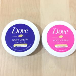 """【キャンドゥ】100均であの""""ダヴ""""のボディクリームが買える!?"""