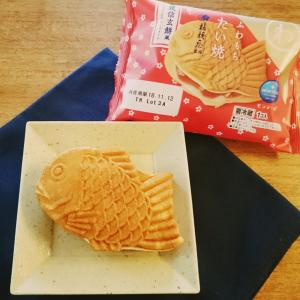 モンテール「ふわもちたい焼・桔梗信玄餅風」が美味しすぎる♥