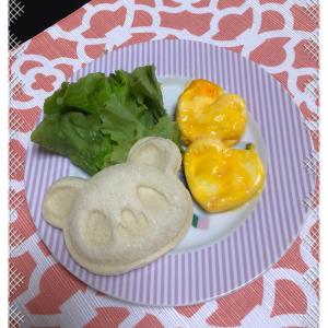 かわいいパンダパンが作れる【ダイソー】のパンサンドメーカーが使える♥