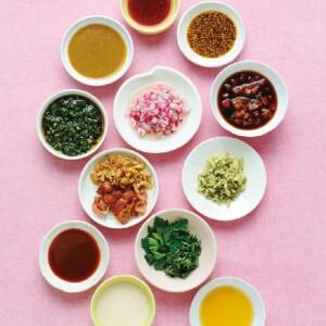 【鍋料理】脱マンネリのカギは薬味とタレにあり!【鍋の味付け別・薬味&タレ カタログ】
