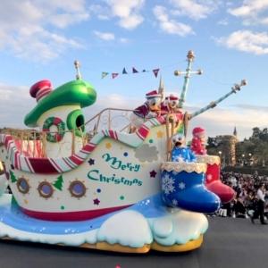 【東京ディズニーランド】「ディズニー・クリスマス・ストーリーズ」はみんなで一緒に参加しよう!