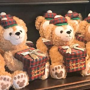 【東京ディズニーシー】クリスマス限定ダッフィーグッズを買って専用フォトスポットを巡ろう
