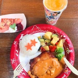 【東京ディズニーランド】子供と一緒に楽しめる クリスマス限定グルメ