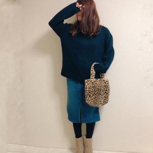 【GU新作】GUへ急げ!裏起毛で暖かいデニムスカートが11/22まで1490円⁉︎