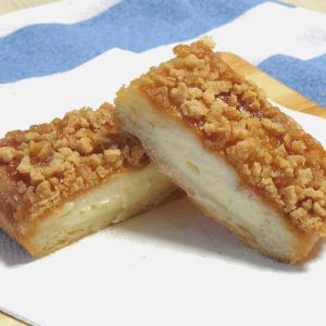 セブンの新作パン「チーズクレームブリュレ」が神的な美味しさ♥