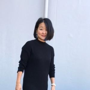 【GU秋冬アイテム】スタイリスト丸尾のお安く見えない全身コーデ!~GUワンピ編~
