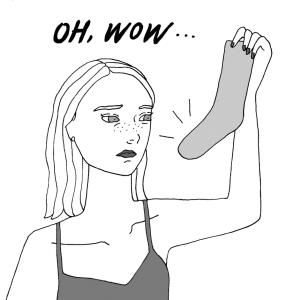 【スメルハラスメント】冬こそ気になるニオイ問題!コート・タイツ・下着・ニット帽…モワッとに要注意!!