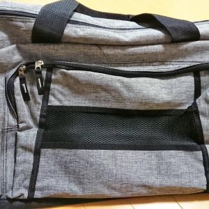 【ワークマン】のボストンバッグは44Lの大容量なのにまさかの980円!?