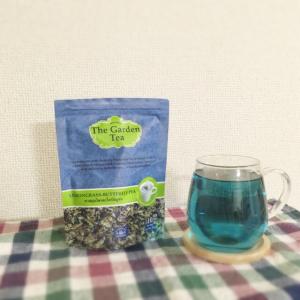 【カルディ】まさかの青いお茶!?「バタフライピー」ってしってる?