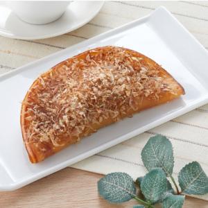 【ファミマ】の「お好み焼きパン」はもはやリアルお好み焼き!?生地のもちもち感がハンパない!!