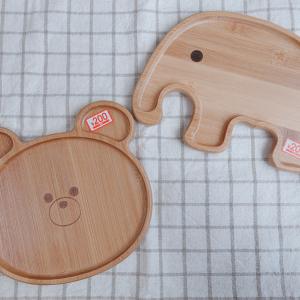 【ダイソー】の動物型の木製プレートがかわいすぎる~♡