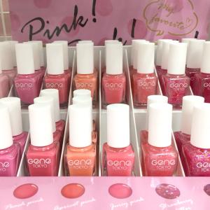 【ダイソー】話題沸騰中の「ジェネネイル」に新色が登場!限定ピンク8種類がかわいすぎる♥