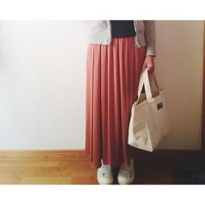 【GU】かわいいロングスカートがまさかの190円!?完売前にお店へ急げ~!!