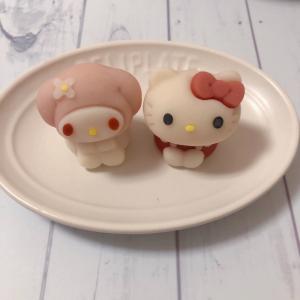 【ローソン】「食べマス」シリーズにキティちゃんとマイメロディが登場♡かわいすぎて食べられない~♡