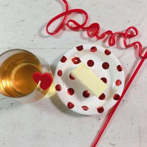 【ダイソー】可愛すぎるガールズパーティーグッズを発見♪ #ダイソーバレンタインに注目!
