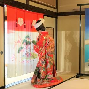 【花嫁のれん館】能登の花嫁の由来を学んで花嫁体験もできる!
