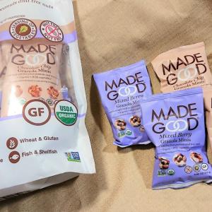 【コストコ】ひと口サイズのシリアル菓子「メイドグッド グラノーラミニ」って知ってる?