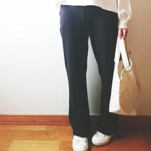 【ユニクロ】「ウルトラストレッチルームパンツ」の履き心地が最高すぎる♡