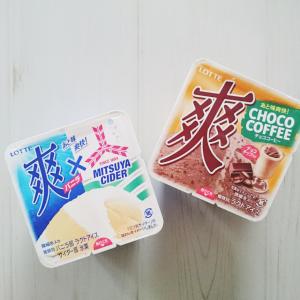 ロッテ爽「バニラ×三ツ矢サイダー」「チョココーヒー」は期待を裏切らない美味しさ♡