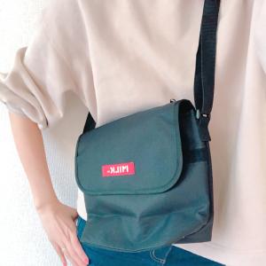 【セブン限定】クオリティの高いMILKFED.のムック本!メッセンジャーバッグが可愛すぎる♡