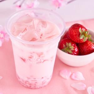 【ローソン】マチカフェから春を感じる「桜ゼリーラテ」が新発売♡スタバみたいと話題!