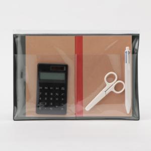 【無印良品】バッグの中の整理に役立つ「外ポケット付片面クリアケース」が優秀すぎる!