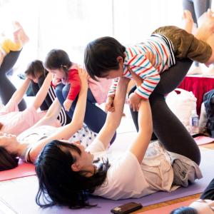 【オーガニックライフTOKYO】子連れママこそ楽しめる! ヨガ&ライフスタイルイベントに参加しよう!