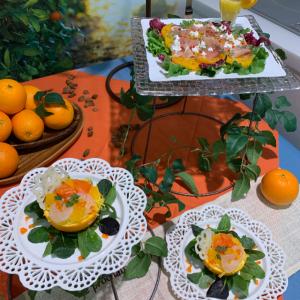 """4月14日がオレンジデーって知っている?旬のネーブルオレンジで """"華やか""""ごはんを作ろう"""