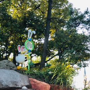 """【東京ディズニーランド】体験型プログラム「""""ディズニー・イースター""""うさたまを探せ!」に参加しよう!"""