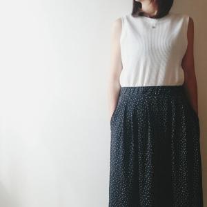 【ユニクロ】「フレアワイドクロップドパンツ」は低身長でも着こなしやすい!?実際に試してみた!