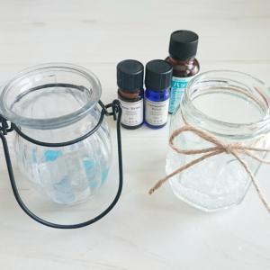 保冷剤が大変身!おしゃれな消臭剤&芳香剤に生まれ変わります!