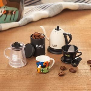 【カルディ】でコーヒー豆を買うともらえるミニチュアフィギュアがかわいすぎ♡数量限定だから急いで!!