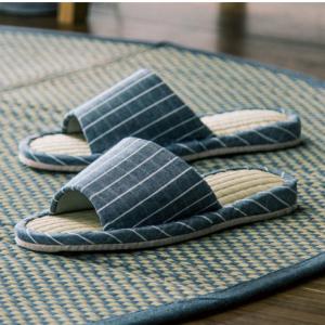 【ニトリ】の「畳スリッパ」の履き心地が最高すぎる!これは夏にぴったり♪