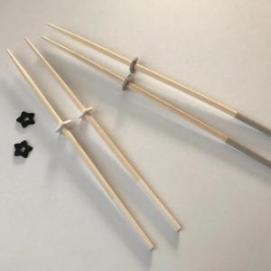 【セリア】星型の「シリコーン菜箸スタンド」がかわいくて使える♡モノトーンカラーなのもうれしい!