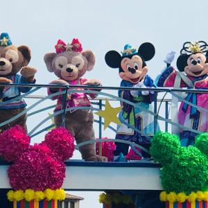 【東京ディズニーシー】の「ディズニー七夕デイズ」が開催中!グリーティングや限定メニューなどをご紹介!