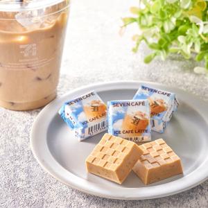 【セブンカフェ】がまさかの「チロルチョコ」に!?レジ横で驚きの新商品を発見!!