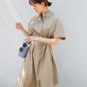 暑すぎるからついつい「ダラ~ん」なファッションに喝!【DHOLIC】のきれいめ服で攻めよう