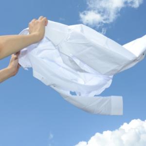 黄ばんだ汗ジミはこうして落とそう! 白シャツ洗濯のコツ【洗濯ハカセに聞いた!】