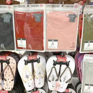 【ダイソー】でついにTシャツまで買える時代に!TGCコラボTとサンダルがかわいすぎ♡