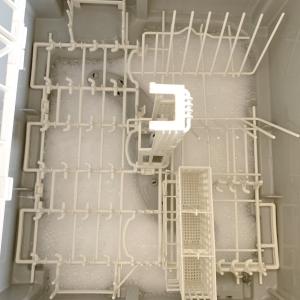 オキシクリーンで食洗機をピカピカに!汚れも臭いも簡単にとる方法