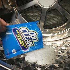 オキシクリーンで洗濯槽をピカピカに!専用の「オキシクリーン洗濯槽クリーナー」がおすすめな理由