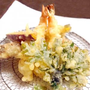 【料理の裏ワザ】シナシナになった天ぷらをサックサクにする方法とは!?